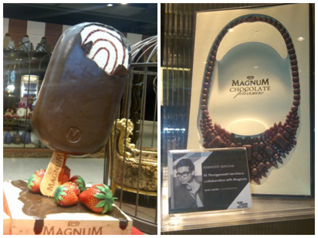 Magnum Designer Inspiration,  Siam Center Design Collaboration